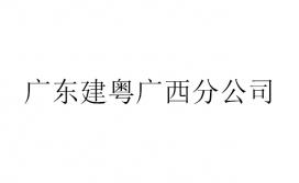 广东建粤广西分公司